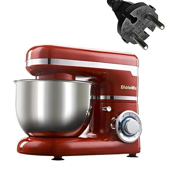 6 velocidades LED 4L Tazón de Acero Inoxidable 1200W Cocina ...