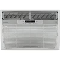 Frigidaire 22,000 BTU 230V Window-Mounted Heavy-Duty Air Conditioner with Temperature Sensing Remote Control