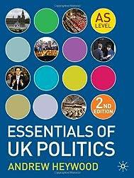 Essentials of UK Politics (As Level)