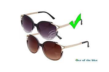Lunette de soleil femme - Fashion Big - FORCE 3 - Reflex Vision - Ref 18-7366 (Violet) V7aNRe7n