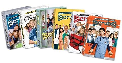 Scrubs- Seasons 1-6 (Scrubs Season Four)