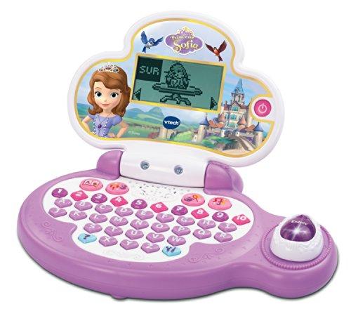 Vtech 155305 ordinateur pour enfant petit genius princesse sofia le magasin de jouets - Jeux de princesse sofia gratuit ...