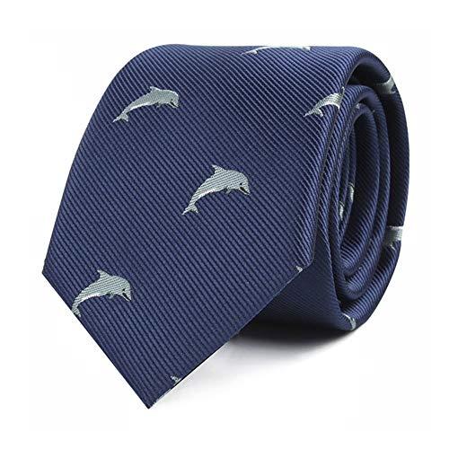 Men's Dolphin Neck Tie
