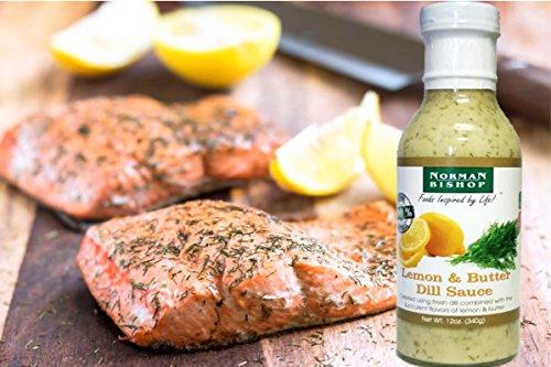 Norman Bishop Lemon Butter & Dill Sauce (Chicken Sauce Lemon Butter)