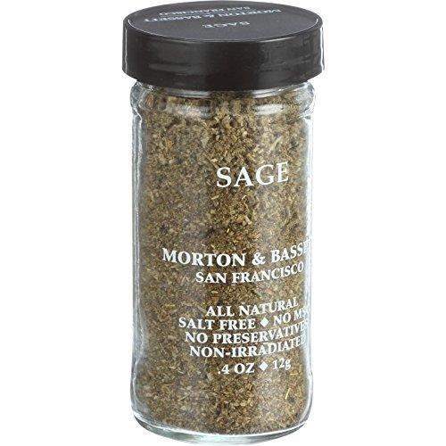 MORTON & BASSETT SAGE, 0.4 OZ