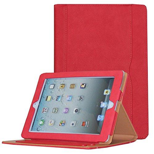 iPad 9.7 2018/2017, iPad Air/Air 2 Case, JYtrend Multi-Angle