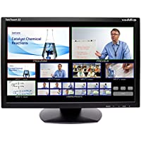 vaddio 999-5520-022 TeleTouch 22 HD Touch Screen LCD Monitor with Base