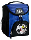 Soccer Nut Lunch Bag Soft Cooler SOCCER FANATIC Best Size Lunchbox