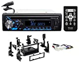 Pioneer CD Receiver w/Bluetooth iPod/iPhone/Android For 1997-2000 INFINITI QX4