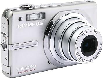 Olympus FE-250 - Cámara Digital Compacta 8.3 MP (2.5 ...