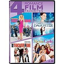 Legally Blonde / First Daughter / John Tucker Must Die / Monte Carlo Quadruple Feature