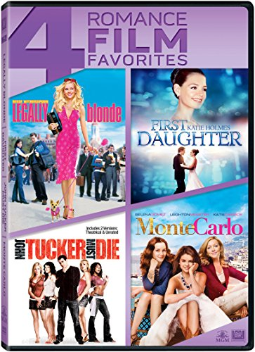 Balloon Monte Carlo - Legally Blonde / First Daughter / John Tucker Must Die / Monte Carlo Quadruple Feature