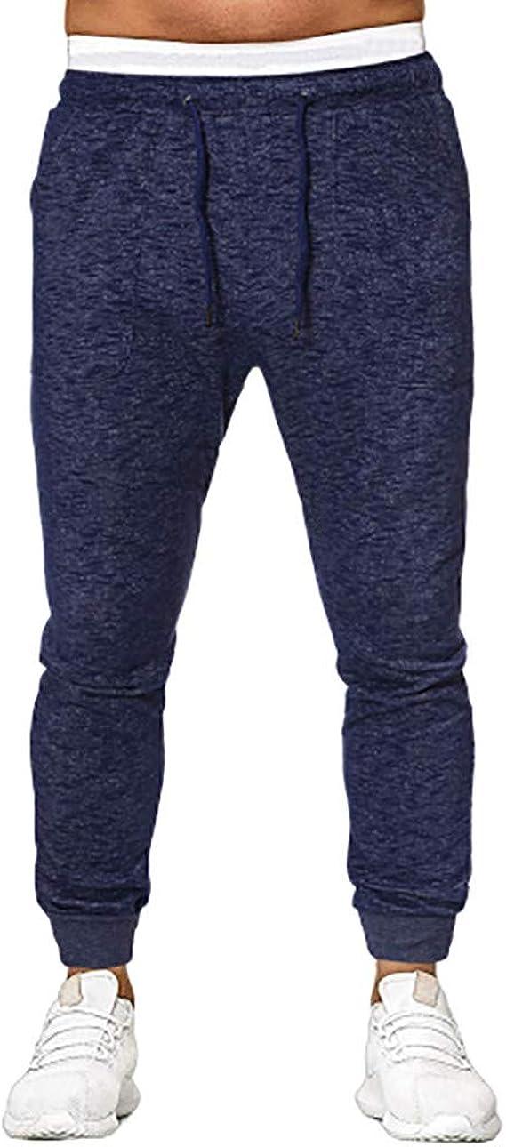 Pantalones largos hombre, Pantalones de chándal de hombre deportivos para hombres Pantalones cortos Harem niño de baile Pantalones de entrenamiento holgados para correr Pantalón Deporte Jogger: Amazon.es: Ropa y accesorios
