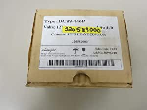Auto Crane 320589000 Winch Solenoid