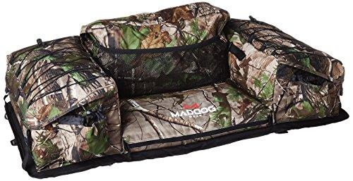 Atv Six Rack Pack - Coleman ATV Rear Padded-Bottom Bag (Camouflage)