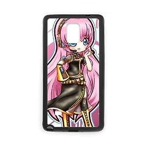 samsung_galaxy_note4 phone case Black Hatsune Miku GDS2931654