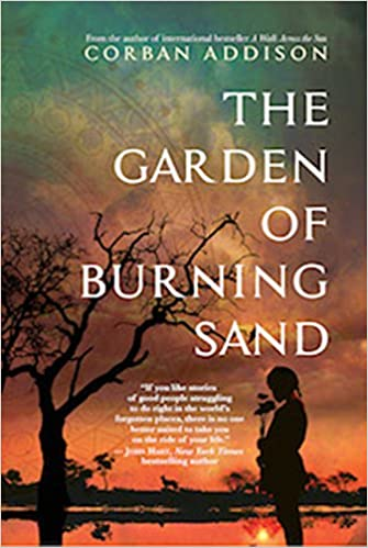 Book The Garden of Burning Sand