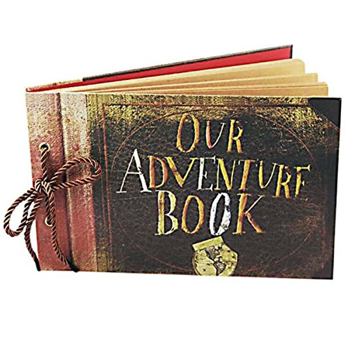 Our Adventure Book Scrapbook/Photo Album made our list of DIY Glam Camping Ideas And Tips And Cute Glamping Accessories For Do It Yourself RV And Tent Glamping, Glamping Gifts, Fun Gear And Gifts For Glampers, Awesome Decor, Furniture, Lights, Decorations, Camping Hacks And Products To Add To Your DIY Glamping Kit