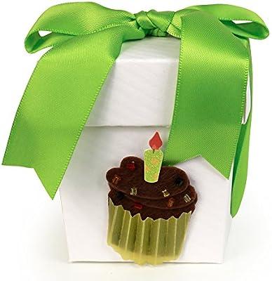 Amazon.com: Seda Francia Feliz cumpleaños Vela Arco de ...