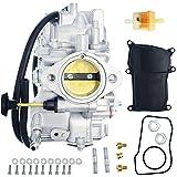 New YFM350 Carburetor For Yamaha Warrior 350 YFM350X 1987-2004 ATV Quad Carb Hand Choke.