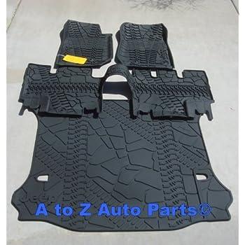 Amazon Com New 2014 Jeep Wrangler Jk 4 Door Slush Style