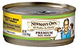 Newman's Own Chicken & Brown Rice Formula for Dogs, 5.5-Ounce Cans (Pack of 24)