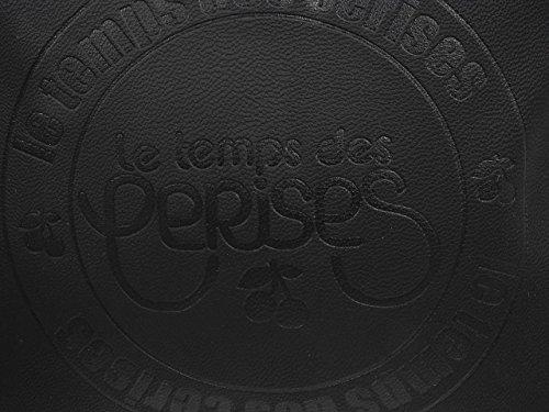 Le Temps des Cerises Denver 13, Borsa a tracolla donna, Nero (Noir (Noir 0121)), Taille Unique