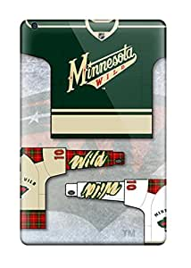 New Style minnesota wild hockey nhl (27) NHL Sports & Colleges fashionable iPad Mini cases