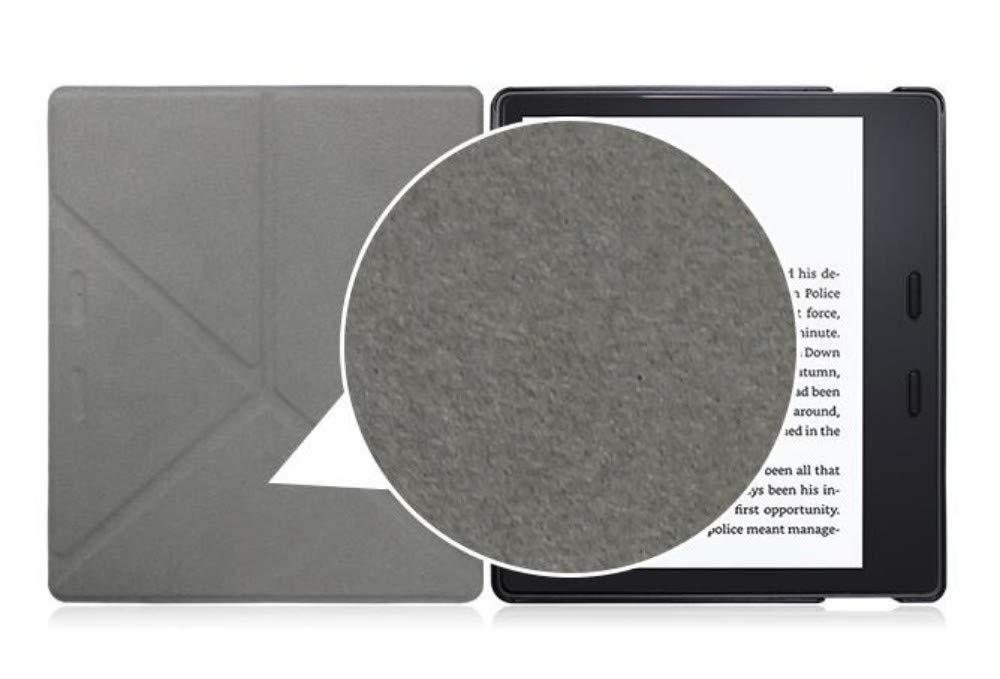 WENYYBF Kindle Case Kindle Caso Stand Caso per  Kindle Oasi 7.0 2017 Caso per  Kindle Oasi 2017 Smart Wake Up Flip in Pelle Coperchio Posteriore