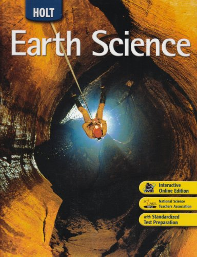 Holt Earth Science: Student Edition 2006
