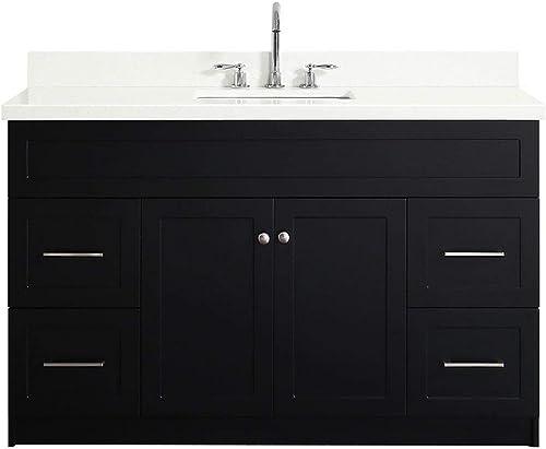 ARIEL Single Sink Vanity Cabinet