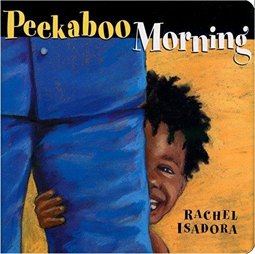 Peekaboo Morning - Peek A-boo Board Childrens Books