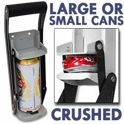 Can Crusher - large & Small Can - (16 OZ) National Standard Products®