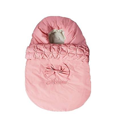 Bebé Invierno Saco Dormir Cremallera Fácil Y Rápida Protege La Piel De Su Recién Nacido para