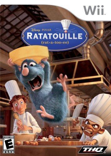 Ratatouille - Nintendo Wii (Renewed)