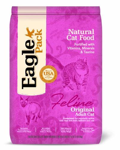 Eagle Pack Natural Pet Food, Original Adult Formula For Cats, 12-Pound Bag