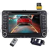 Eincar Car Radio 7 Inch VW 2 Din HD Bluetooth Stereo GPS Navigation