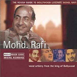 Rough Guide To Bollywood Legends:Mohd.Rafi