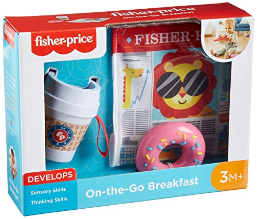 Fisher-Price On-The-Go Breakfast Gift Set - Toys for Baby