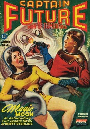 Captain Future - Winter/44: Adventure House Presents: