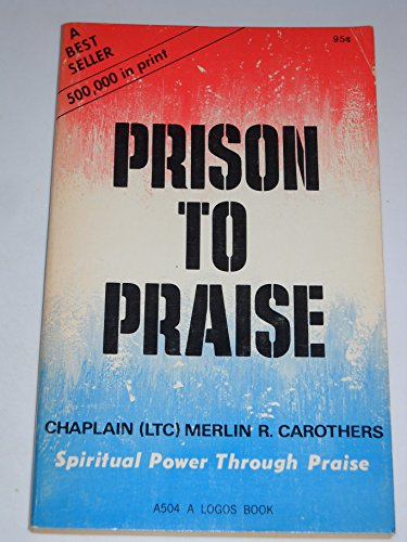 from prison praise Prison to praise has 587 ratings and 72 reviews paul said: ok let's talk i'm not a big religious man but do feel a spiritual connection with a highe.