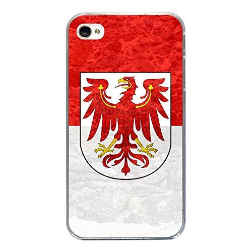 """Disagu Design Case Schutzhülle für Apple iPhone 4s Hülle Cover - Motiv """"Brandenburg"""""""