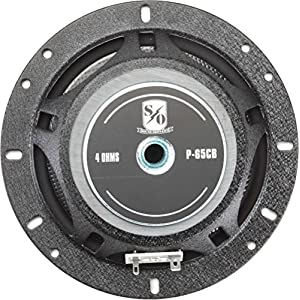 "Sound Ordnance P-65CB 6-1/2"" Component Speakers"