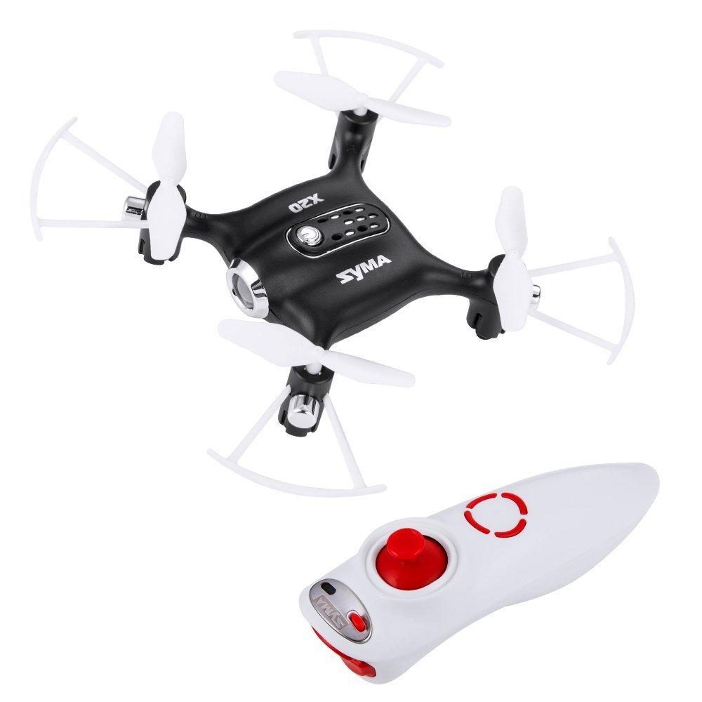 SYMA Mini Drone RC Hubschrauber Quadcopter Flugzeug Drones Dron 4 Kanal Headless Modus Höhe Halten Spielzeug Für Jungen X20-S.ZHA-GOO