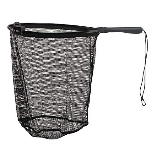 ate of Art Quality Catch & Release, Fly Fishing Net, Bass, Crappie Net ()