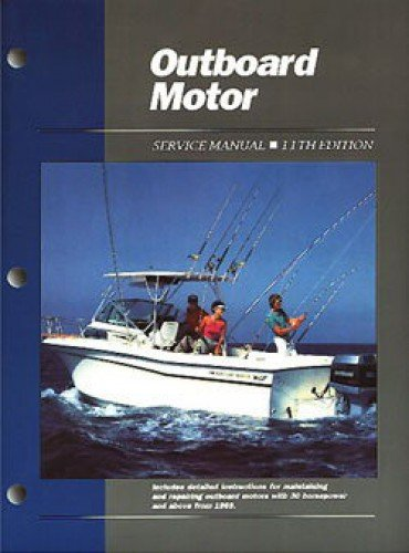 - OS2-11 1969-1989 Outboard Boat Engine Motor Service Manual Volume 2