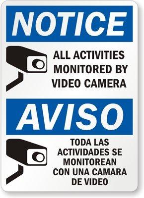 Amazon.com: Aviso: Todas las actividades supervisadas por ...