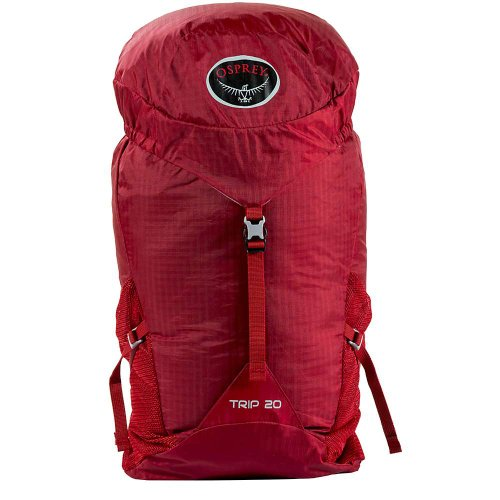 Osprey Trip 20 Daypack Real Red One Size Review