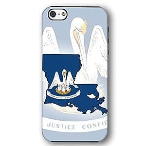 Louisiana USA State Flag For SamSung Galaxy S3 Case Cover Armor Phone Case