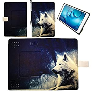 Tablet Cover Case for Karbonn Ta-Fone A34 Kommunicate Case Lang